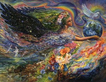 angel prayer for mother earth